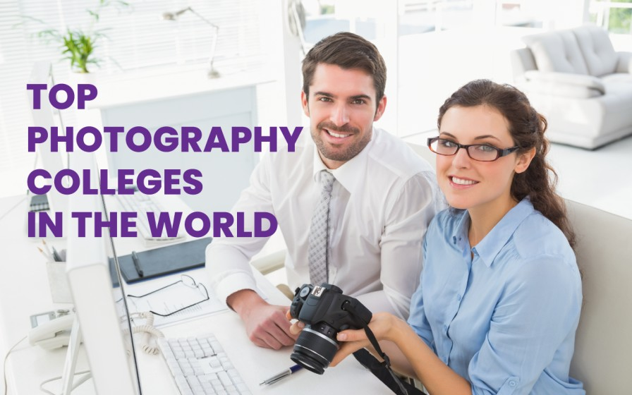top photography colleges in the world