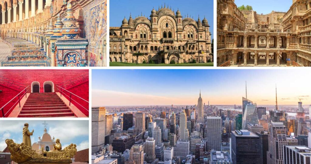 architecture travel photography