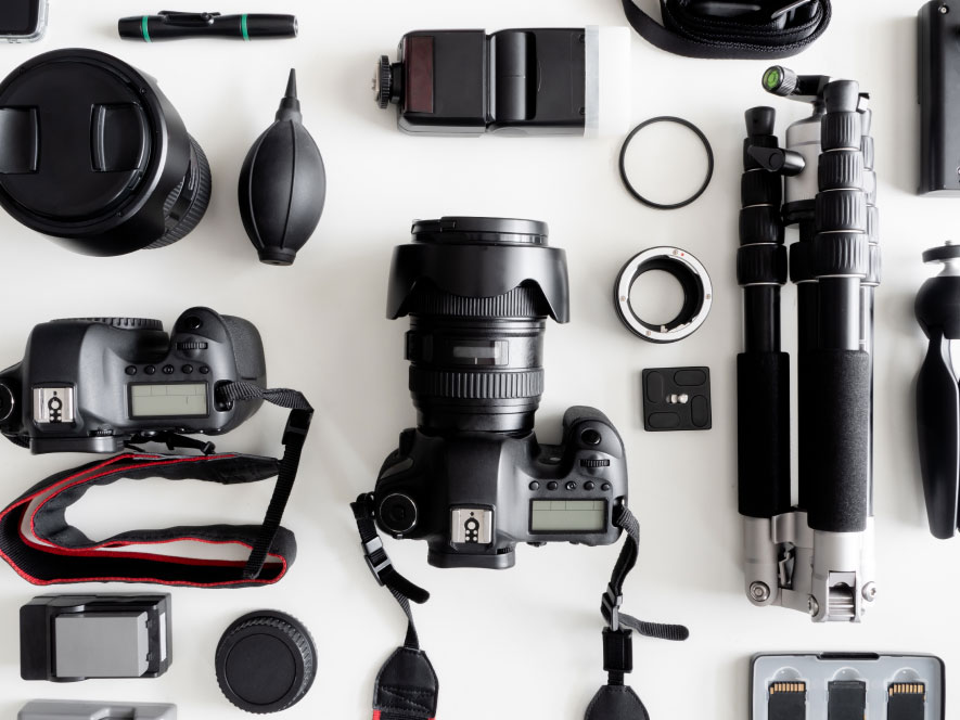 best camera gears for photojournalists