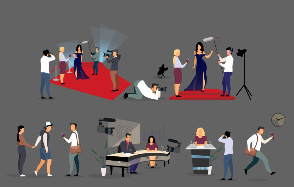 role of photojournalist