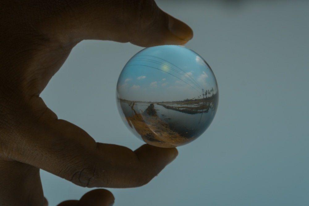 lensball travel photography by ajaykumar